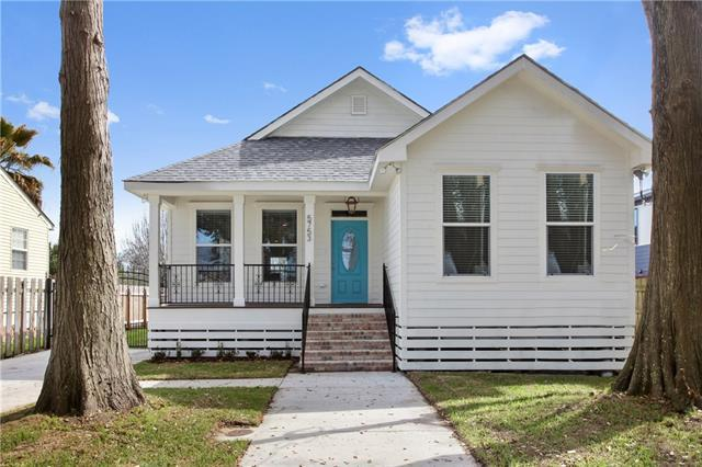 5753 St Anthony Avenue, New Orleans, LA 70122 (MLS #2143196) :: Parkway Realty