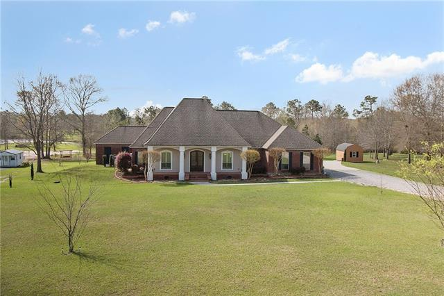 26184 Morning Dove Drive, Bush, LA 70431 (MLS #2143273) :: Top Agent Realty
