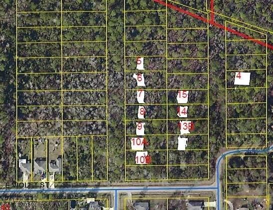 Lot 15 Nellie Street, Lacombe, LA 70445 (MLS #2143461) :: The Robin Group of Keller Williams