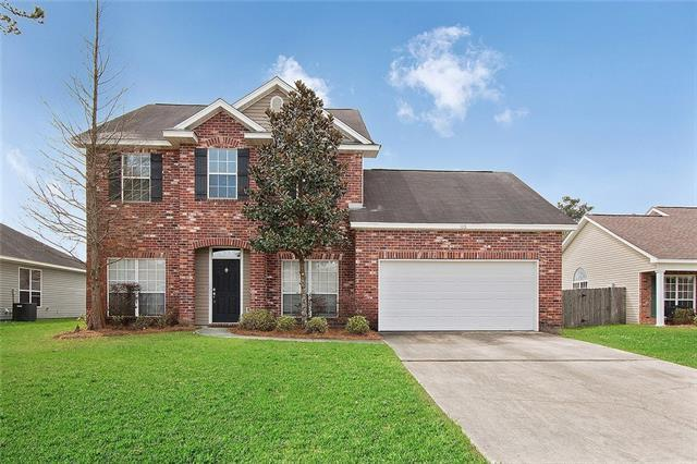 615 Solomon Drive, Covington, LA 70433 (MLS #2143780) :: Turner Real Estate Group