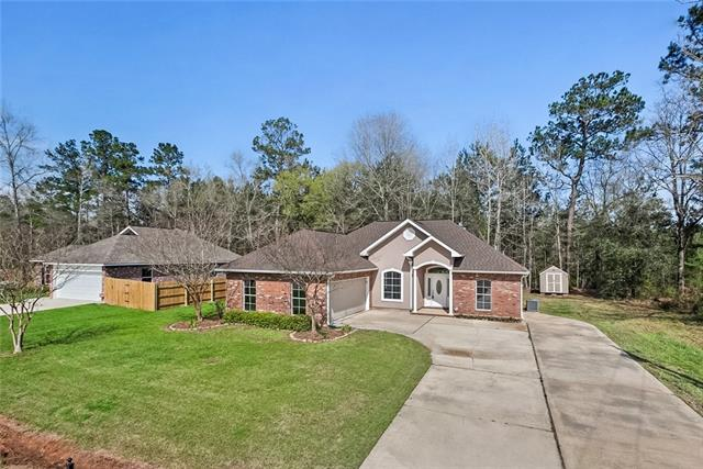 47126 Buttercup Lane, Hammond, LA 70401 (MLS #2144312) :: Turner Real Estate Group