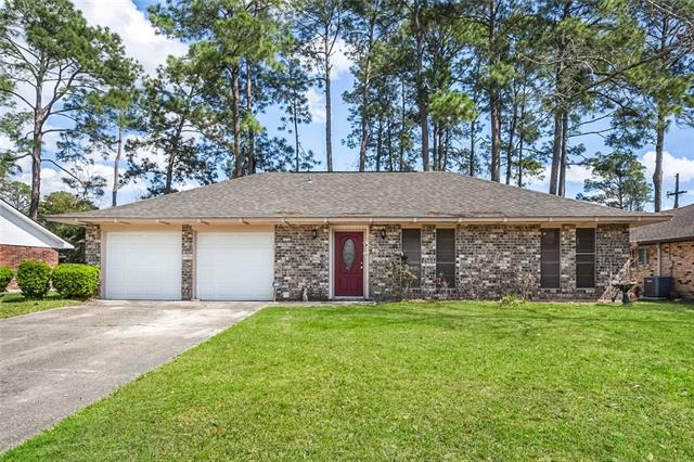 1410 Fernwood Drive, Slidell, LA 70458 (MLS #2144768) :: Turner Real Estate Group