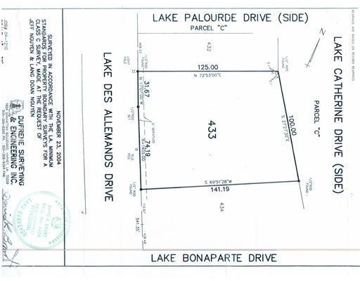 Lake Des Allemands Drive, Harvey, LA 70058 (MLS #2144973) :: Crescent City Living LLC
