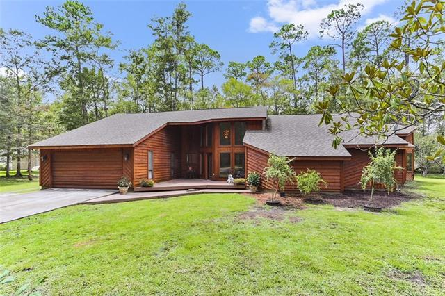 61139 Grist Mill Road, Lacombe, LA 70445 (MLS #2145087) :: The Robin Group of Keller Williams