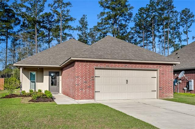 225 Knoll Pine Circle, Covington, LA 70435 (MLS #2145088) :: Turner Real Estate Group