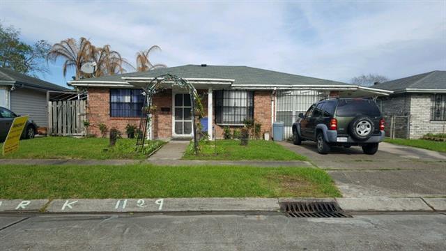 1129 Warren Drive, Harvey, LA 70058 (MLS #2145164) :: Turner Real Estate Group