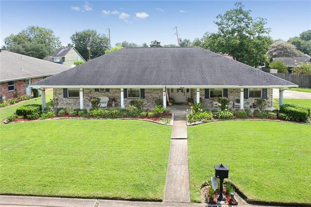 43 Edgewood Drive, Destrehan, LA 70047 (MLS #2145598) :: Turner Real Estate Group