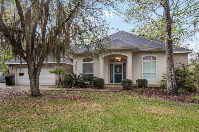 160 E Pearl Drive, Slidell, LA 70461 (MLS #2145927) :: The Robin Group of Keller Williams