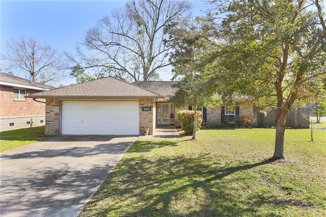 221 Darwin Drive, Slidell, LA 70458 (MLS #2146013) :: Turner Real Estate Group