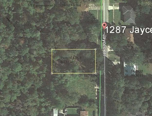 1287 Jaycee Drive, Slidell, LA 70460 (MLS #2146106) :: Turner Real Estate Group