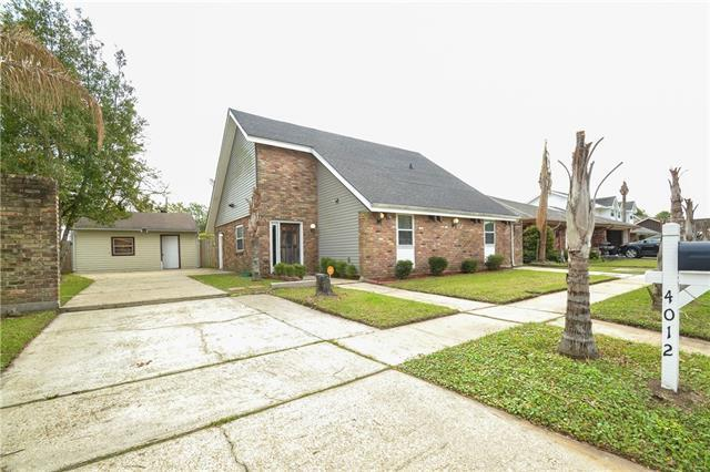 4012 Lake Trail Drive, Kenner, LA 70065 (MLS #2146351) :: Amanda Miller Realty