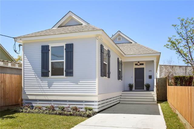 315 N Gayoso Street, New Orleans, LA 70119 (MLS #2146378) :: Watermark Realty LLC
