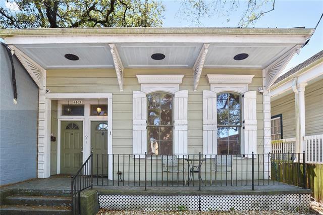 4802 Magazine Street #1, New Orleans, LA 70115 (MLS #2146413) :: Watermark Realty LLC