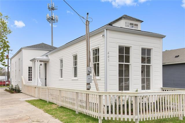 441 S Bernadotte Street, New Orleans, LA 70119 (MLS #2146475) :: Watermark Realty LLC