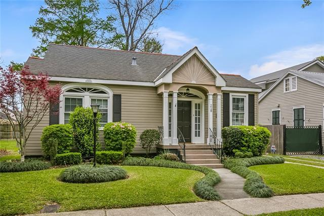 218 Metairie Heights Heights, Metairie, LA 70001 (MLS #2146655) :: Amanda Miller Realty