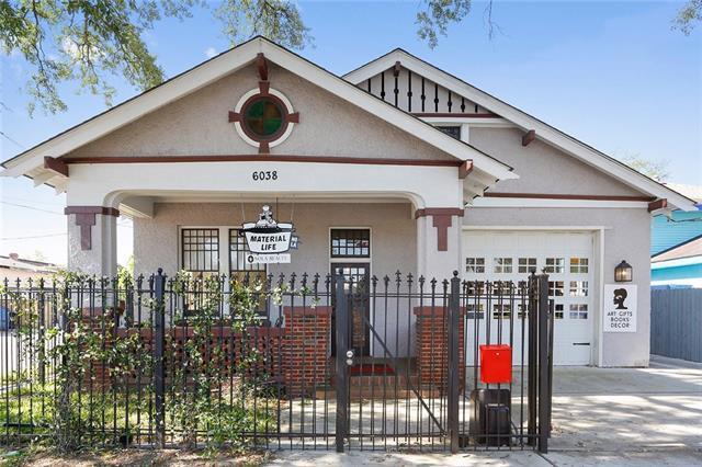 6038 Saint Claude Avenue, New Orleans, LA 70117 (MLS #2146683) :: Crescent City Living LLC