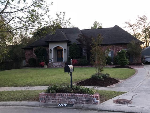 105 Sabre Court, Slidell, LA 70458 (MLS #2146737) :: Amanda Miller Realty