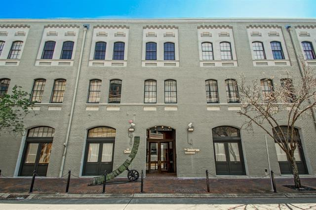 700 Commerce Street #307, New Orleans, LA 70130 (MLS #2146919) :: Amanda Miller Realty