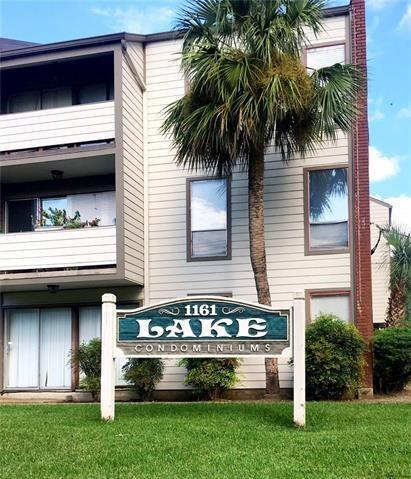 1161 Lake Avenue #219, Metairie, LA 70005 (MLS #2146939) :: Amanda Miller Realty