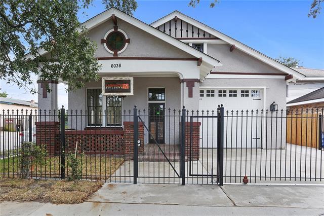 6038 Saint Claude Avenue, New Orleans, LA 70117 (MLS #2147026) :: Crescent City Living LLC
