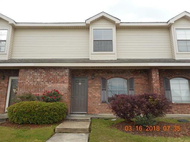 1250 Primrose Drive #26, Boutte, LA 70039 (MLS #2147031) :: Crescent City Living LLC