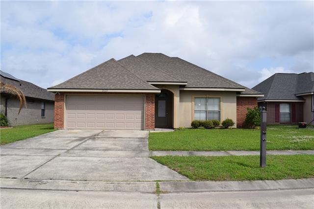 2625 Jared Lane, Marrero, LA 70072 (MLS #2148034) :: Turner Real Estate Group