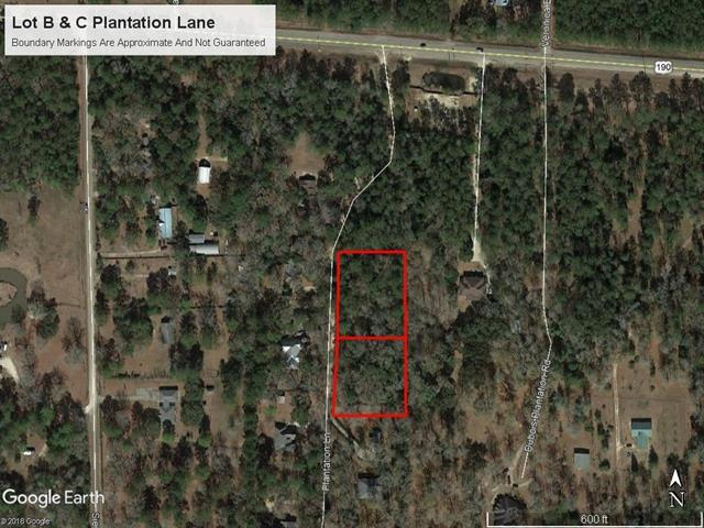 Lot B & C Plantation Lane, Covington, LA 70433 (MLS #2148116) :: Parkway Realty