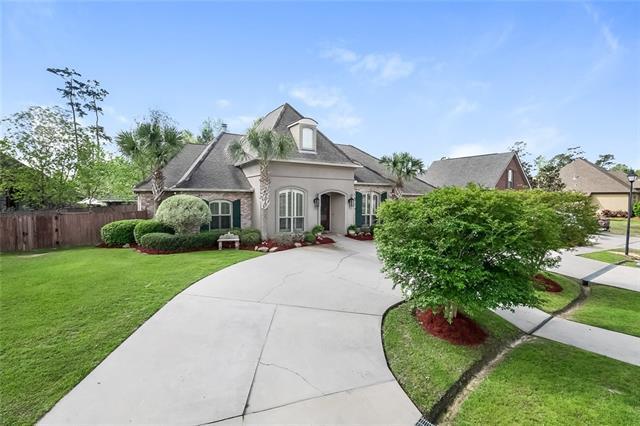405 Shady View Lane, Covington, LA 70433 (MLS #2148829) :: Parkway Realty