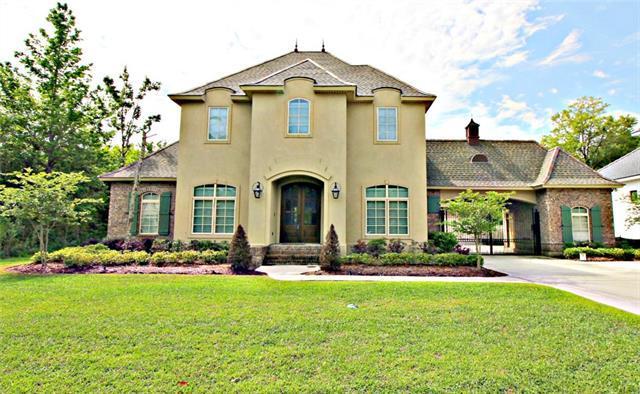 110 Green Trails Drive, Belle Chasse, LA 70037 (MLS #2149408) :: Crescent City Living LLC