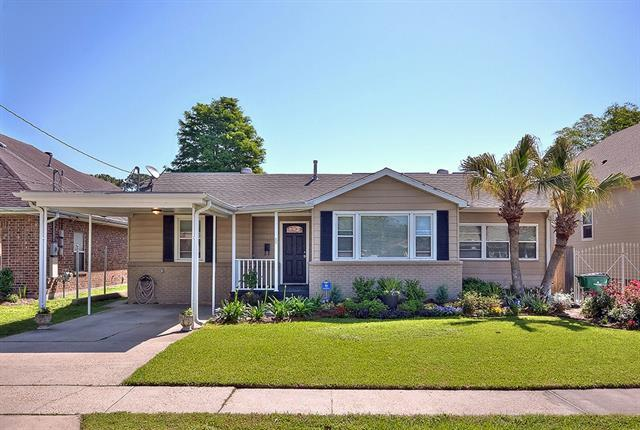 1345 Hesper Avenue, Metairie, LA 70005 (MLS #2149638) :: Crescent City Living LLC