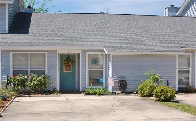 14249 Woodlands Drive #22, Hammond, LA 70401 (MLS #2149672) :: Parkway Realty
