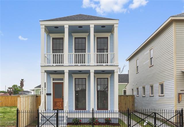 4995 Burgundy Street, New Orleans, LA 70117 (MLS #2149808) :: Barrios Real Estate Group