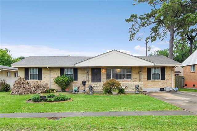 3312 Bissonet Drive, Metairie, LA 70003 (MLS #2149984) :: Turner Real Estate Group