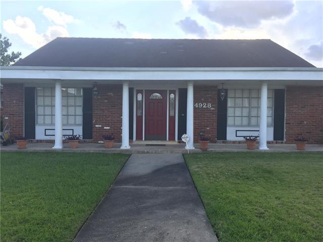 4928 Robin Hood Drive, New Orleans, LA 70128 (MLS #2150002) :: Parkway Realty