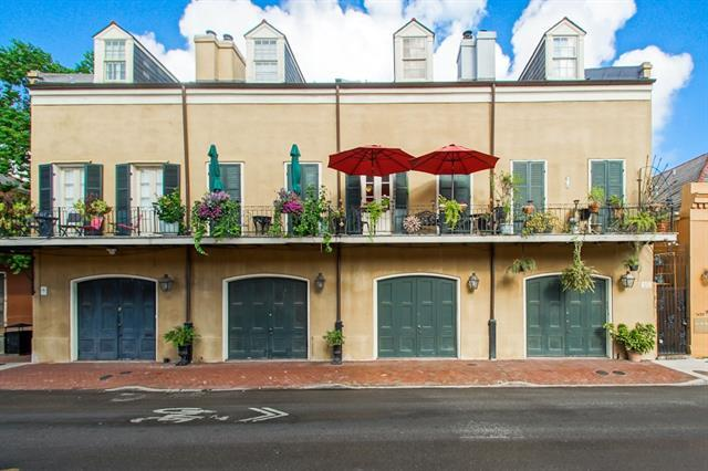 505 Burgundy Street #505, New Orleans, LA 70112 (MLS #2150042) :: Crescent City Living LLC