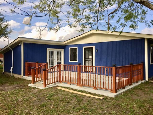 5644 Pauline Drive, New Orleans, LA 70126 (MLS #2150061) :: Crescent City Living LLC