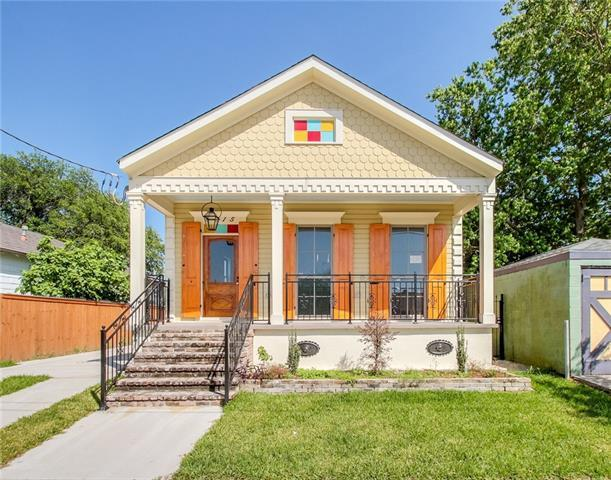 1015 Forstall Street, New Orleans, LA 70117 (MLS #2150207) :: Barrios Real Estate Group