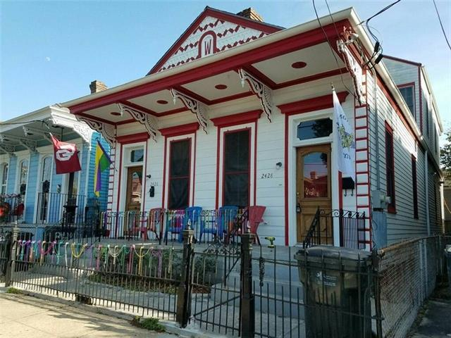 2426-28 Constance Street, New Orleans, LA 70130 (MLS #2150422) :: Barrios Real Estate Group