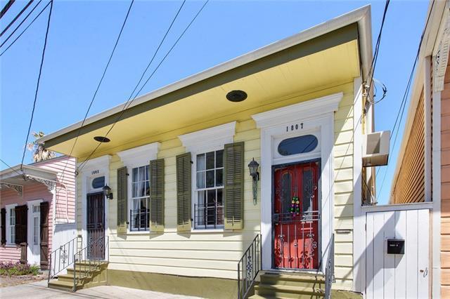 1805-1807-1807 (b) Burgundy Street, New Orleans, LA 70116 (MLS #2150699) :: Parkway Realty