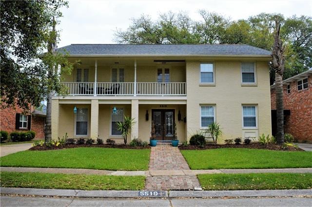 5519 Cherlyn Drive, New Orleans, LA 70124 (MLS #2150709) :: Barrios Real Estate Group
