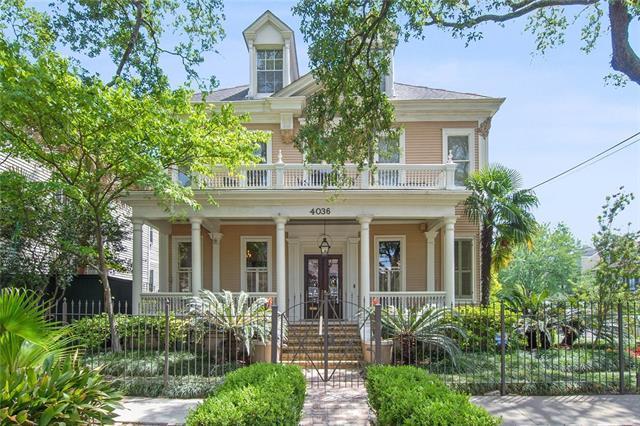 4036 St Charles Avenue, New Orleans, LA 70115 (MLS #2150767) :: Parkway Realty