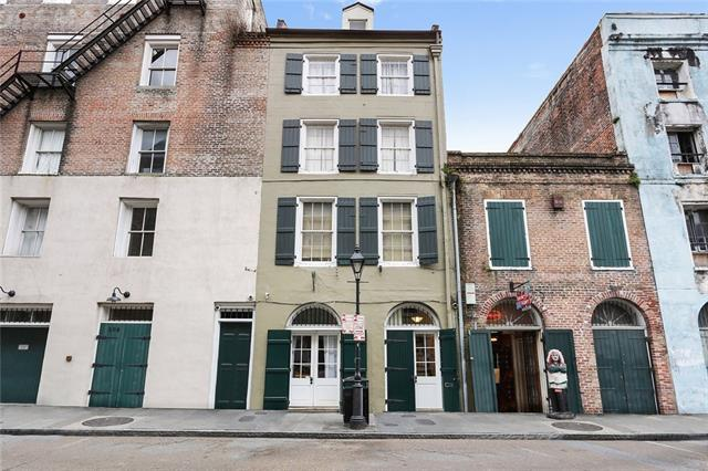 506 Conti Street, New Orleans, LA 70130 (MLS #2150839) :: Barrios Real Estate Group
