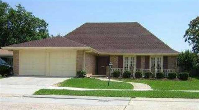 38 Driftwood Boulevard, Kenner, LA 70065 (MLS #2150938) :: Turner Real Estate Group
