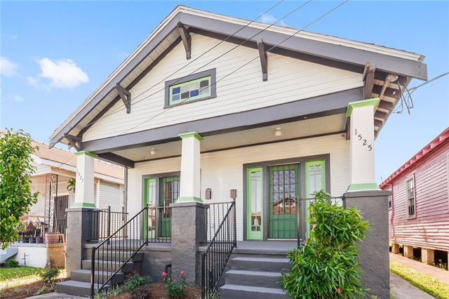 1525 France Street, New Orleans, LA 70117 (MLS #2150958) :: Barrios Real Estate Group