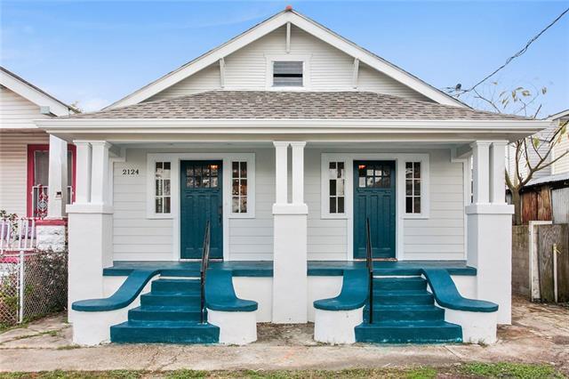2126 Onzaga Street, New Orleans, LA 70119 (MLS #2151037) :: Turner Real Estate Group