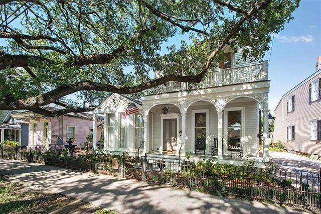 1121 Washington Avenue, New Orleans, LA 70130 (MLS #2151144) :: Barrios Real Estate Group