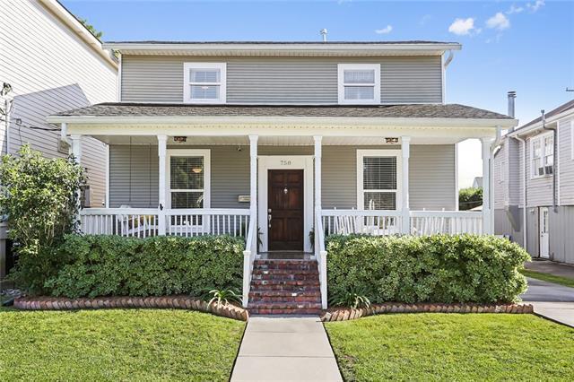 758 Germain Street, New Orleans, LA 70124 (MLS #2151167) :: Turner Real Estate Group