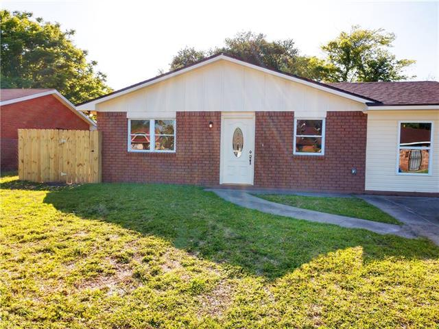 3421 Bacchus Drive, New Orleans, LA 70131 (MLS #2151183) :: Barrios Real Estate Group