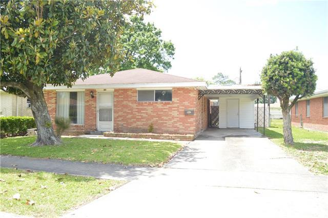 1384 Redwood Drive, Harvey, LA 70058 (MLS #2151195) :: Turner Real Estate Group