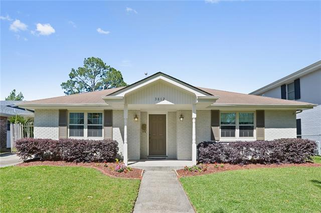 3812 Clifford Drive, Metairie, LA 70002 (MLS #2151201) :: Turner Real Estate Group